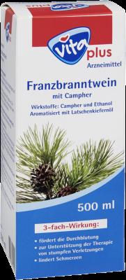Franzbranntwein mit Campher - vita plus