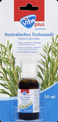 vita plus Australisches Teebaumöl