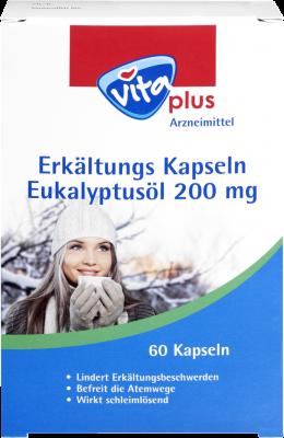 vita plus Erkältungs Kapseln
