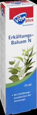 vita plus Erkältungs-Balsam N