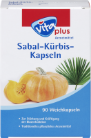 vita plus Sabal-Kürbis-Kapseln
