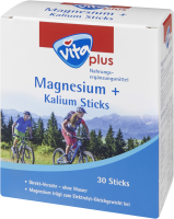 vita plus Magnesium + Kalium Sticks