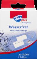 Wasserfest Aqua-Pflasterstrips