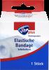 Elastische Bandage selbsthaftend